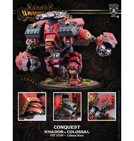 Warmachine Hordes\ PIP33109 Khador: Conquest/Victor Colossal Warjack<br />