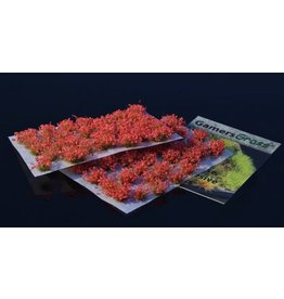 Great Escape Games Miniature Basing/Flock: Red Flowers
