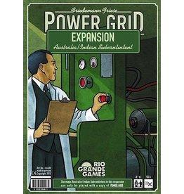 Rio Grande Games Power Grid Expansion: India/Australia