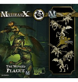 Wyrd miniatures WYR20531 Outcasts: The Winged Plague (3)