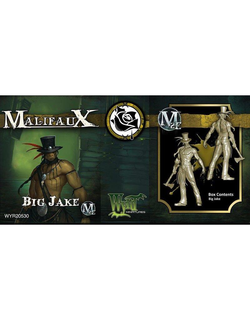 Wyrd miniatures WYR20530 Outcasts: Big Jake