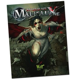 Wyrd miniatures WYR20038 Malifaux M2E Ripples of Fate