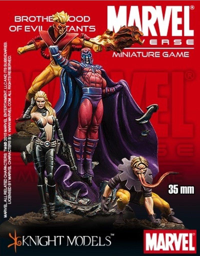 Knight Models Knight Models MARVEL (35mm): Brotherhood of Evil Mutants
