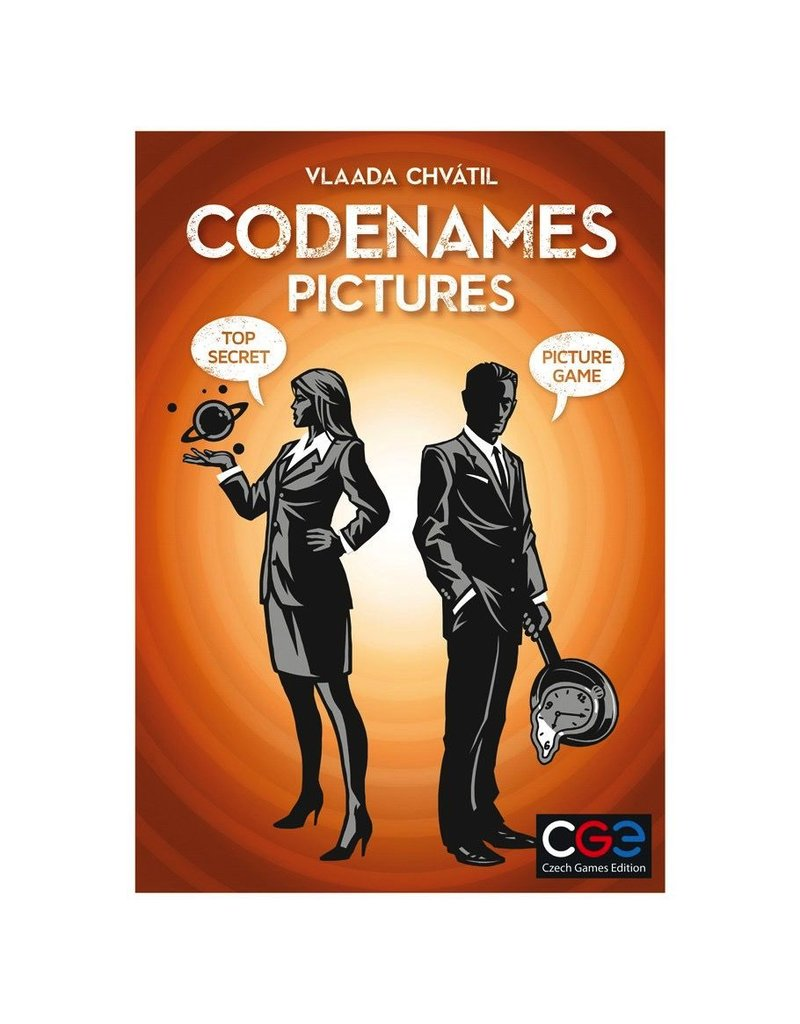 Czech Games Edition, Inc. Codenames: Pictures