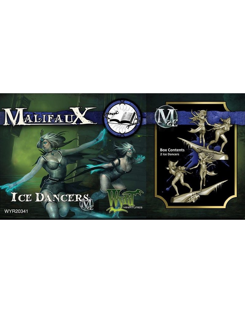 Wyrd miniatures WYR20341 Arcanists: Ice Dancers (2)