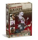 CoolMiniOrNot Zombicide: Naiade Special Guest Artist Survivor Miniatures