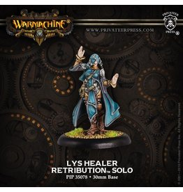 Warmachine Hordes\ PIP35078 Retribution: Lys Healer