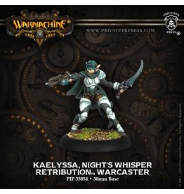 Warmachine Hordes\ PIP35054 Retribution: Kaelyssa, Night's Whisper