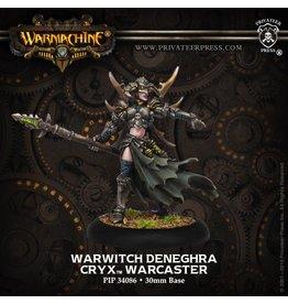 Warmachine Hordes\ PIP34086 Cryx: Warwitch Deneghra