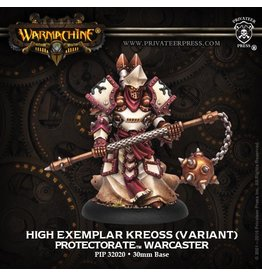 Warmachine Hordes\ PIP32080 Protectorate: High Exemplar Kreoss