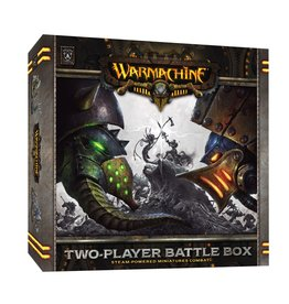 Warmachine Hordes\ PIP25002 Warmachine Two-Player Battlebox<br />