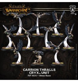 Warmachine Hordes\ PIP34133 Cryx: Carrion Thralls
