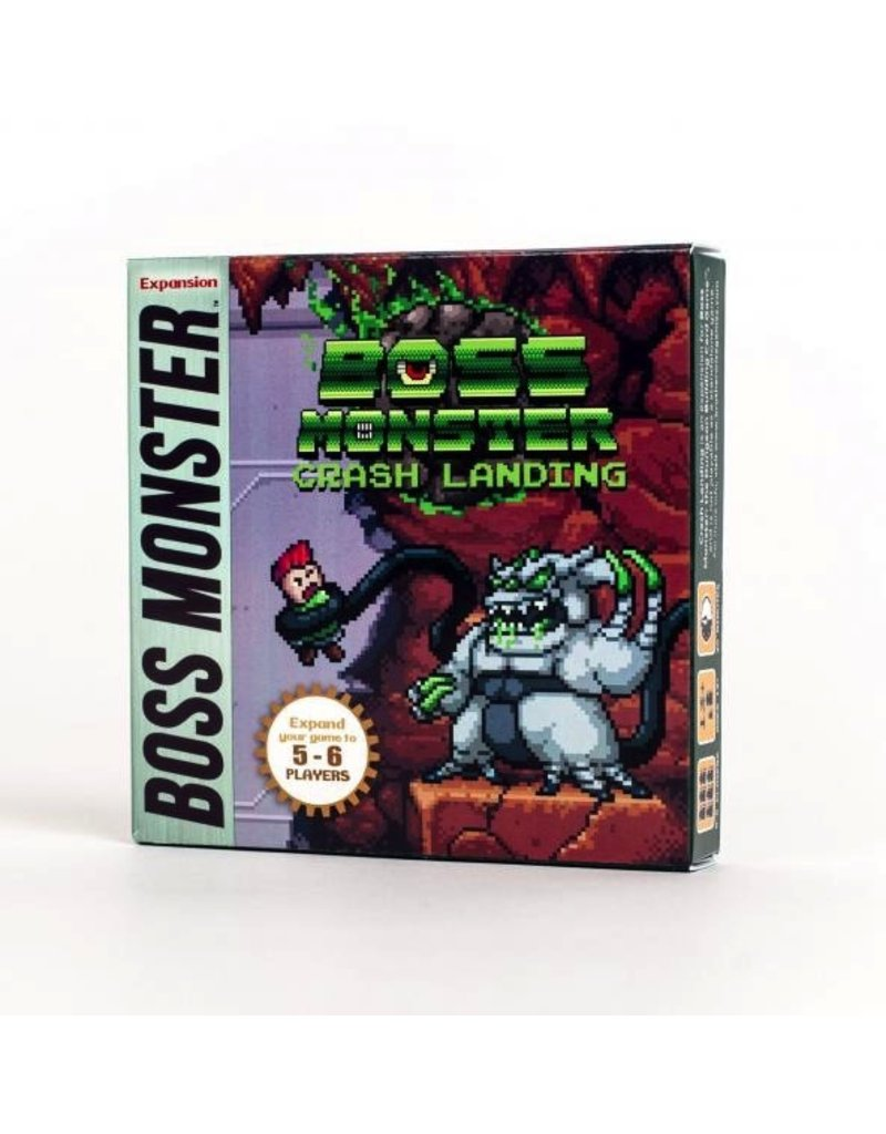 Brotherwise Games Boss Monster: Crash Landing Expansion