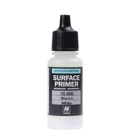Vallejo VAL70600 Vallejo Surface Primer White