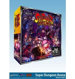 Soda Pop Miniatures Super Dungeon Explore: PVP Arena