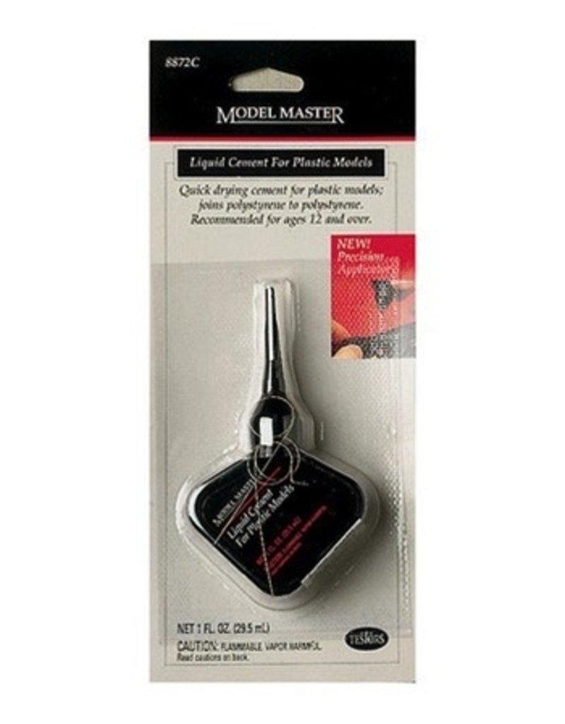 Model Master Plastic Glue