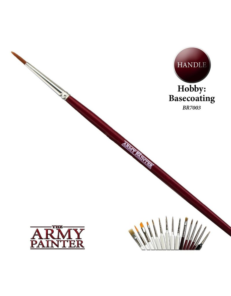 Army Painter BR7003 Hobby Brush Basecoating