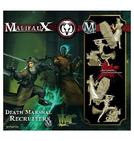Wyrd miniatures WYR20134 Guild: Death Marshal Recruiter