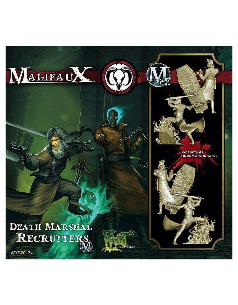 Wyrd miniatures WYR20134 Guild: Death Marshal Recruiter