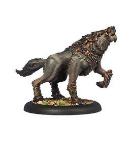 Warmachine Hordes\ PIP72040 Circle War Wolf