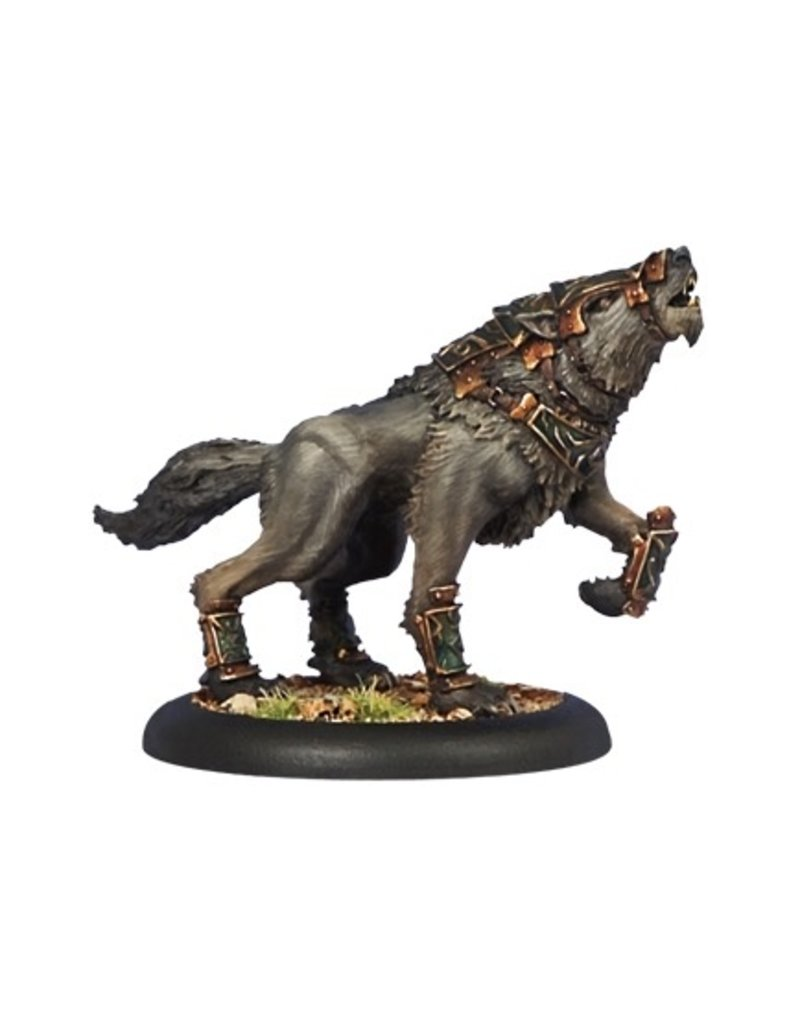 Warmachine Hordes\ PIP72040 Circle War Wolf