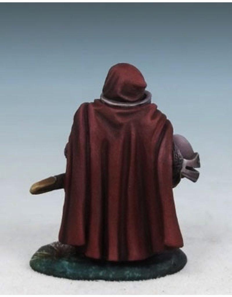 Dark Sword Miniatures DM John Tallfellow, Halfling Warrior