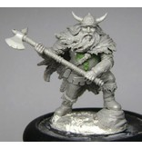Dark Sword Miniatures VIF Male Dwarf Fighter