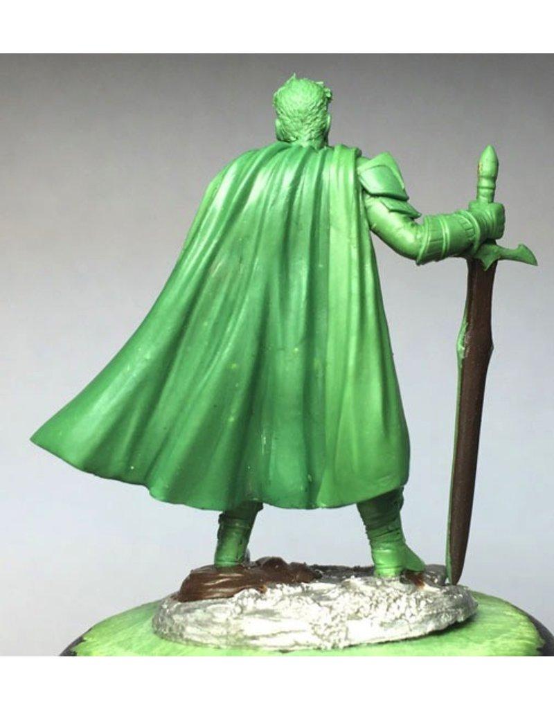 Dark Sword Miniatures ViF Male Warrior with Great Sword/Great Axe Weapon Options