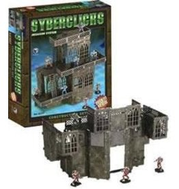 Pegasus Hobbies Syberclicks Basic set