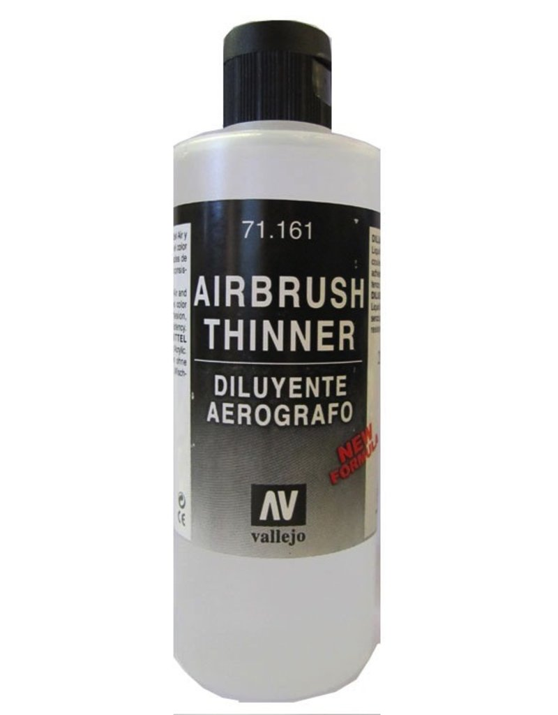 Vallejo VAL71161 Vallejo Airbrush Thinner 200ml