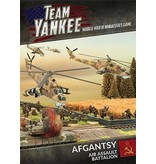 Team Yankee DIRECT TY501 Afgantsy Air Assault Briefing