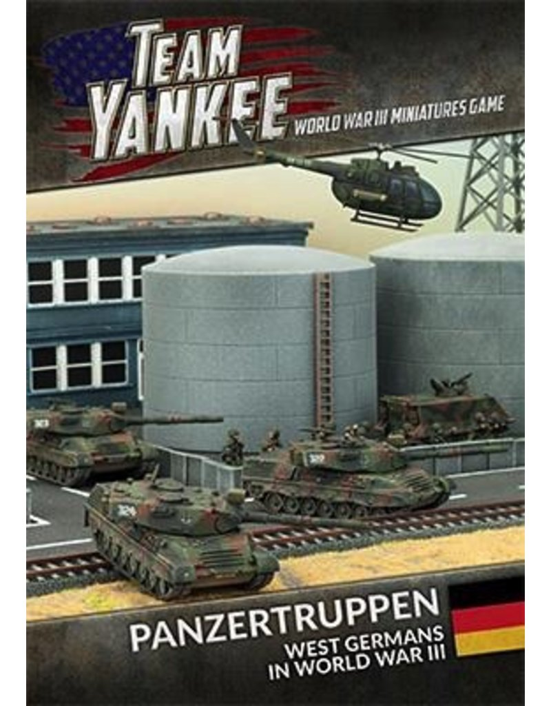 Team Yankee DIRECT TY502 Panzertruppen