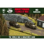 Flames of War OFBX06 M3 Halftrack (Open Fire)