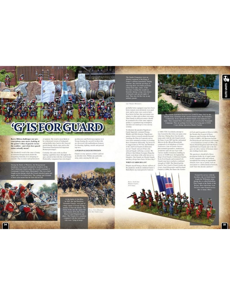 Wargames Illustrated Wargames Illustrated: Issue 352: February 2017