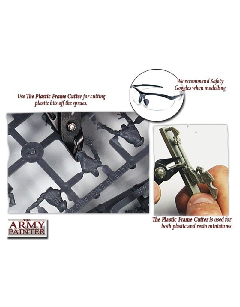 Army Painter TL5009 Tool Plastic Frame Cutter