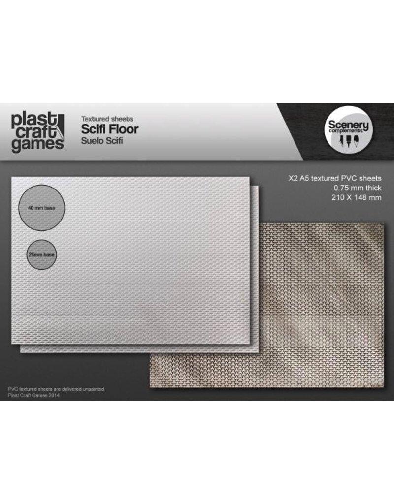 Plast Craft 28mm Scenery Compliments: Scifi Floor