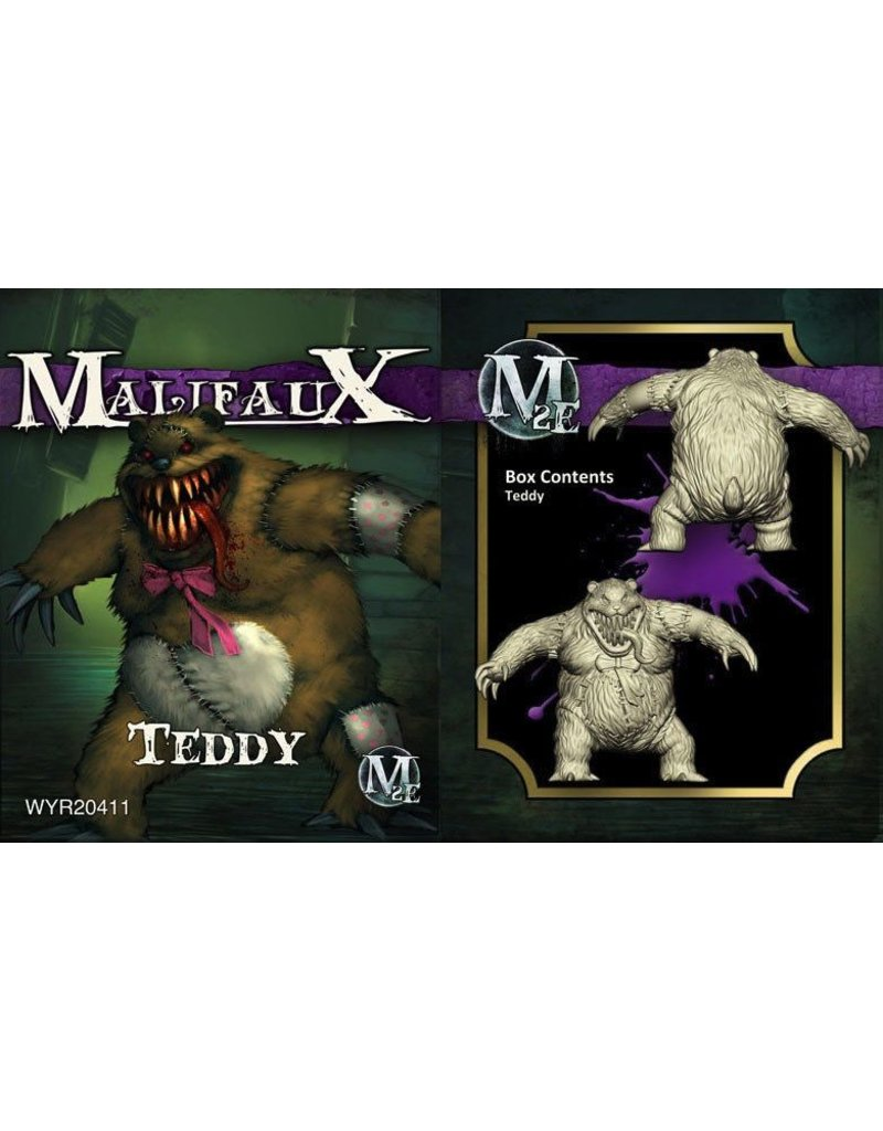 Wyrd miniatures WYR20411 Neverborn: Teddy