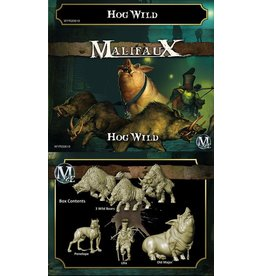 Wyrd miniatures WYR20619 Gremlins: Hog Wild (Ulix Crew)