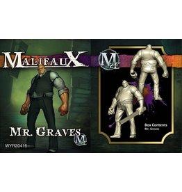 Wyrd miniatures WYR20416 Neverborn Mr Graves
