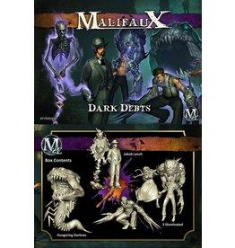 Wyrd miniatures WYR20406 Neverborn: Dark Debts (Jakob Lynch Crew)