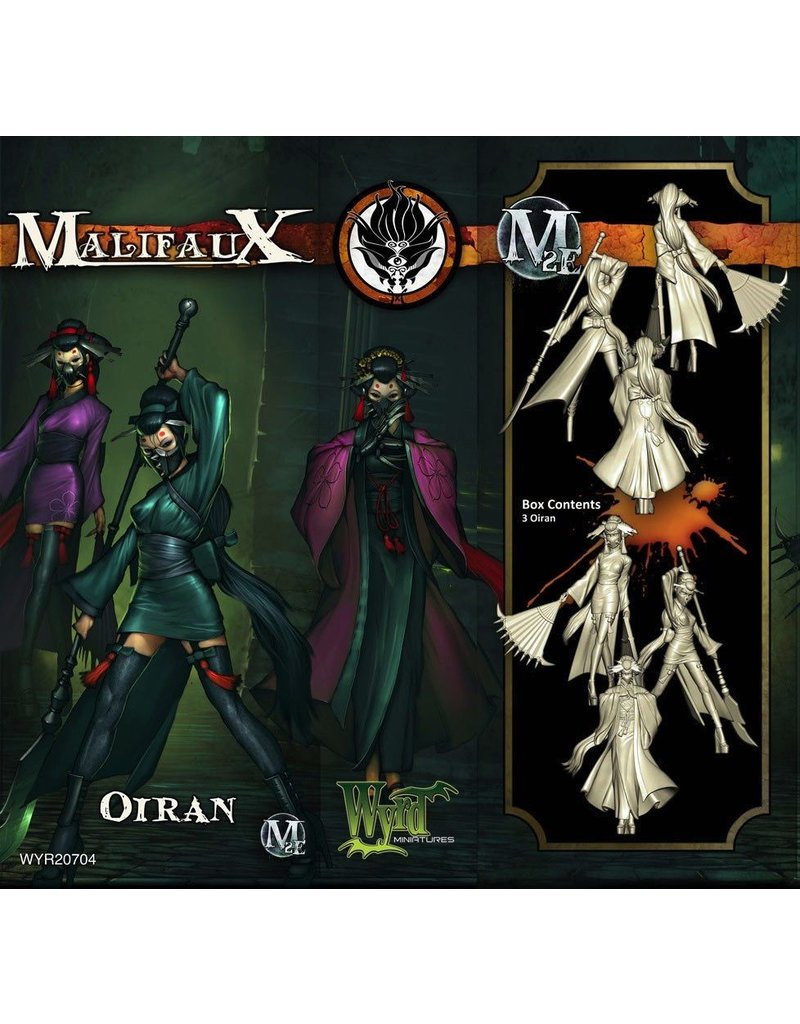 Wyrd miniatures WYR20704 Ten Thunders Oiran