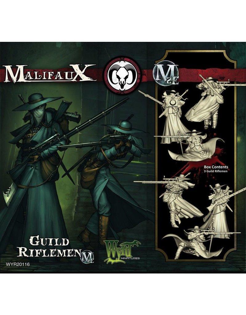 WYR20116 Guild Riflemen
