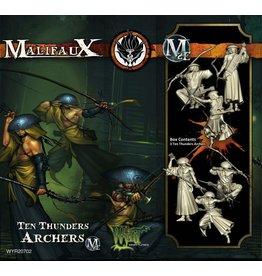 WYR20702 Ten Thunders Archers