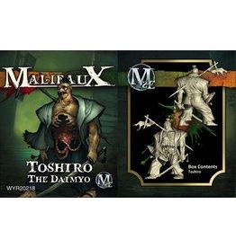 Wyrd miniatures WYR20218 Resurrectionists: Toshiro, The Daimyo