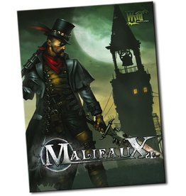 Wyrd miniatures WYR20001 Malifaux Second Edition Rulebook