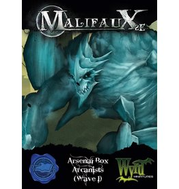 Wyrd miniatures WYR20004 Arcanists: Arsenal Box