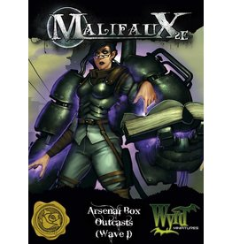 Wyrd miniatures WYR20006 Outcast: Arsenal Box