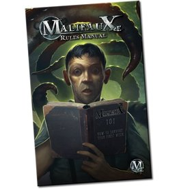 Wyrd miniatures WYR20009 M2E Rules Manual