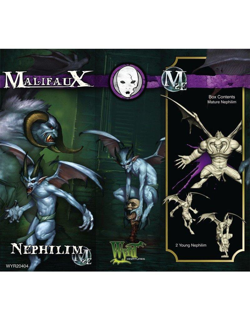 Wyrd miniatures WYR20404 Neverborn Nephilim (3)