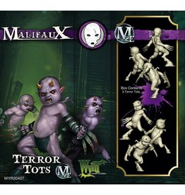 Wyrd miniatures WYR20407 Neverborn Terror Tots (3)